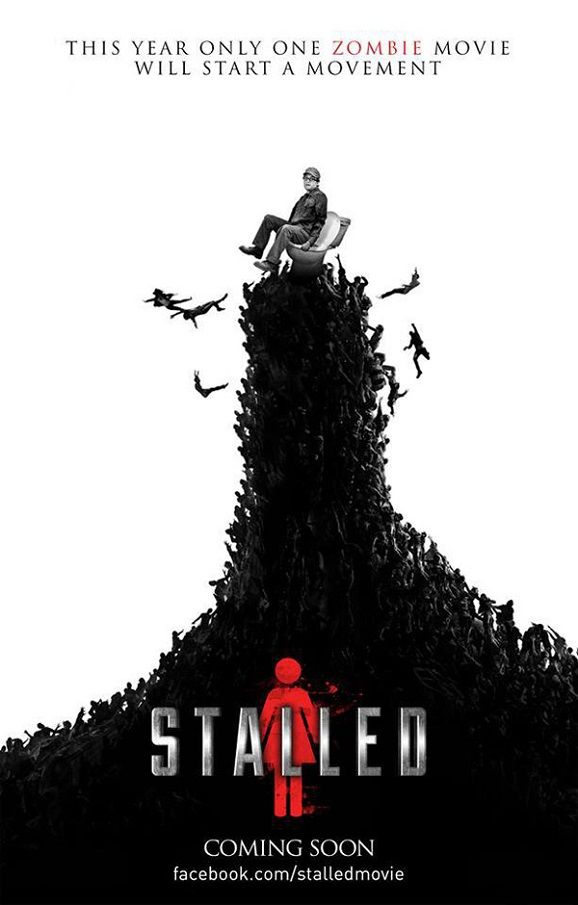stalled world war Z poster