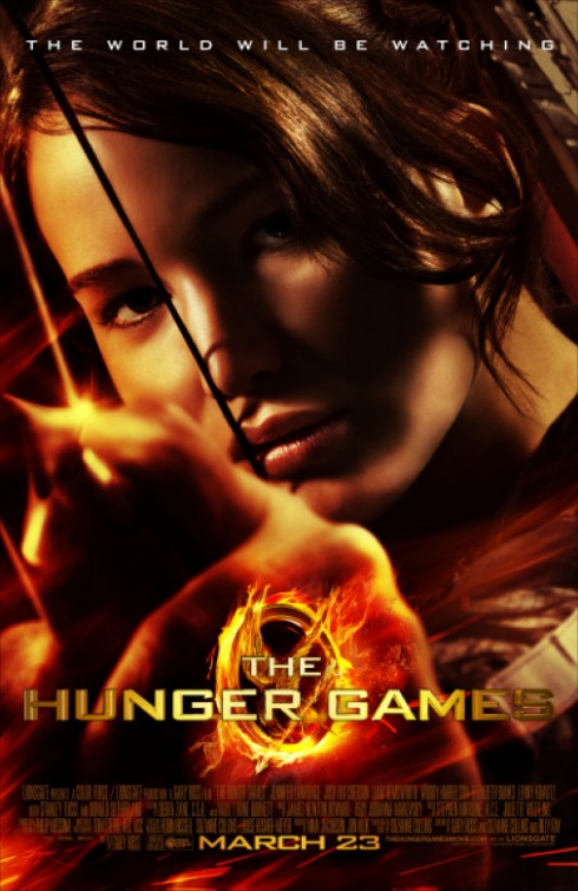 The Hunger Games One Sheet