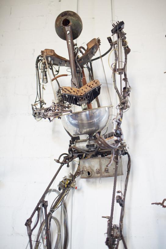 Robotic Church