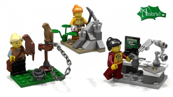 female legos