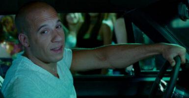Vin Diesel in Tokyo Drift