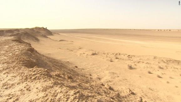 Tunisian Sahara