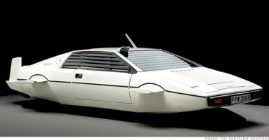 submarine car