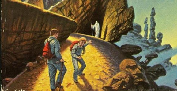 Martian Time Slip