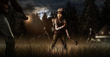 walking dead season 2 game