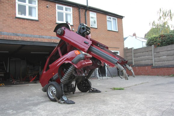 Fiesta Transformer