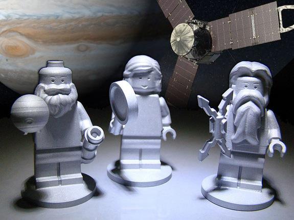 Juno LEGOs