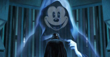 Disney vs. Lucasfilm