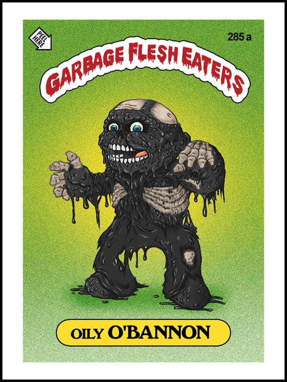 Zombies Meet Garbage Pail Kids For Limited Edition Artist Prints ...