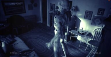 skinwalker ranch alien