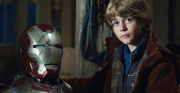 the kid from iron man 3