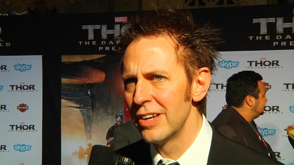 James Gunn Details The Massive Scale Of Guardians Of The