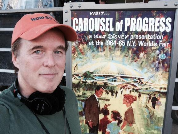 Brad Bird's The Carousel of Progress