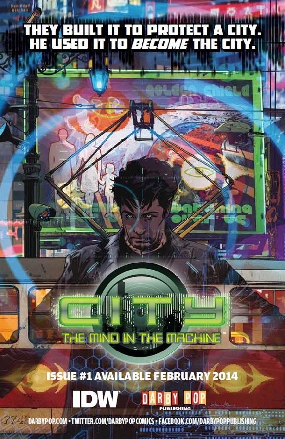 city: mind in the machine