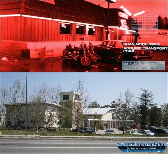 terminator 2 locations