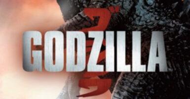 Godzilla's new look!