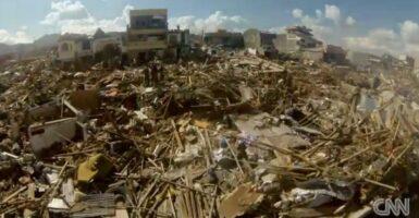 typhoon hiyan