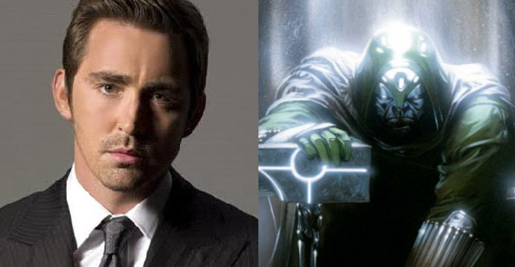 Lee Pace & Ronan The Accuser