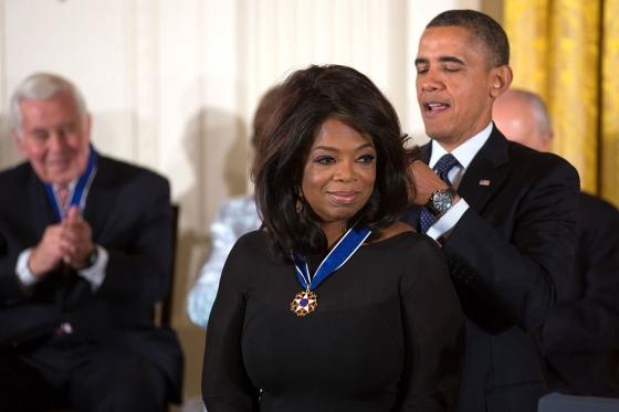 oprah medal of freedom