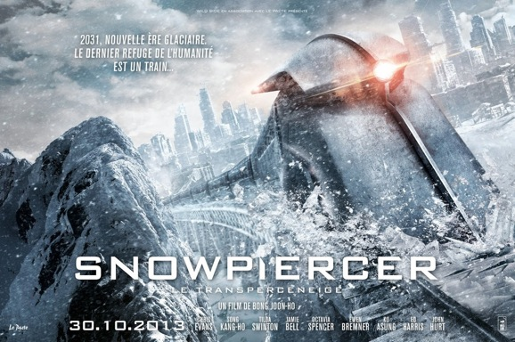 Two More International Snowpiercer Posters | Giant Freakin ...