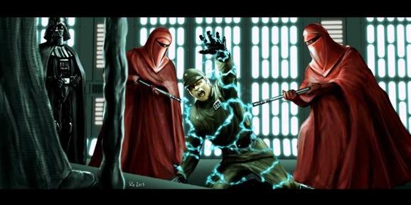 Unseen Star Wars