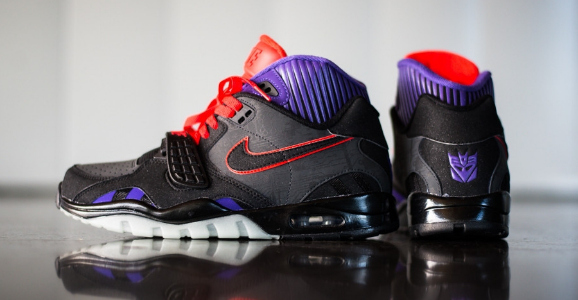 Nike Calvin Johnson's Megatron Sneakers