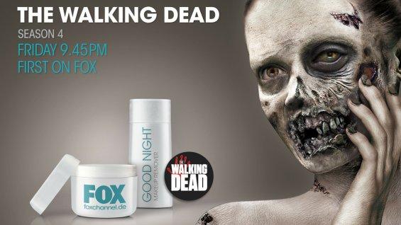 walking dead ad