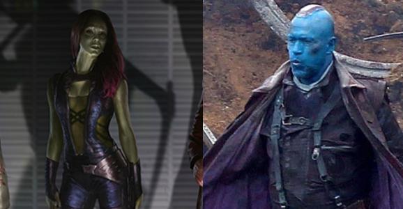 Gamora & Yondu Udonta