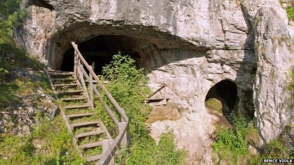 Denisova Cave - Siberia