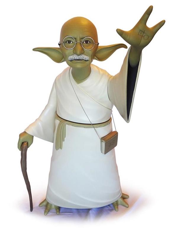 YoGandhi