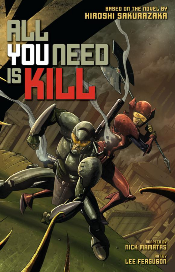 all-you-need-is-kill-graphic-novel