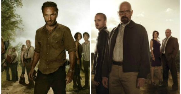 breaking bad and the walking dead