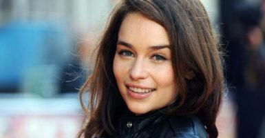 Emilia Clarke is the new Sarah Connor
