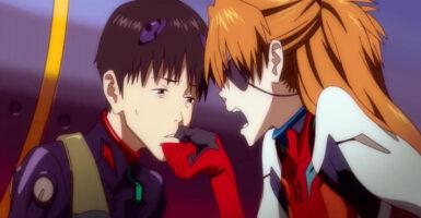 asuka and shinji