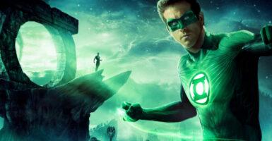 Ryan Reynolds as Green Lantern
