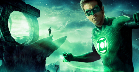 Ryan Reynolds as Green Lantern