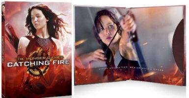 Catching Fire Blu-ray/DVD