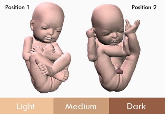 3d baby