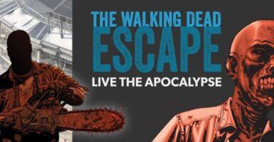 the walking dead escape