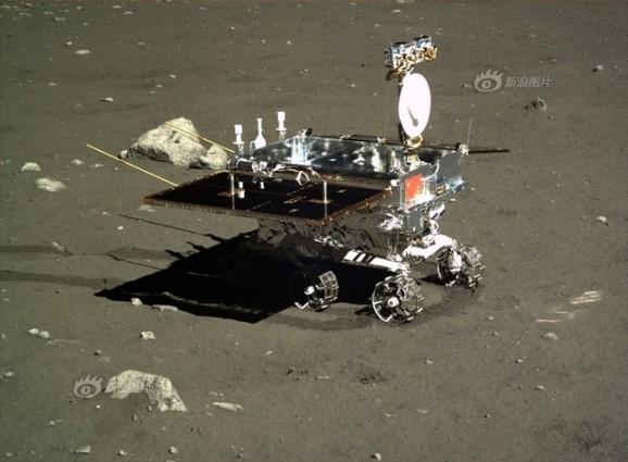 Yutu rover (Dec 16)
