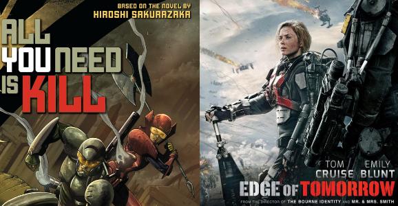 all-you-need-is-kill-edge-of-tomorrow-manga-movie