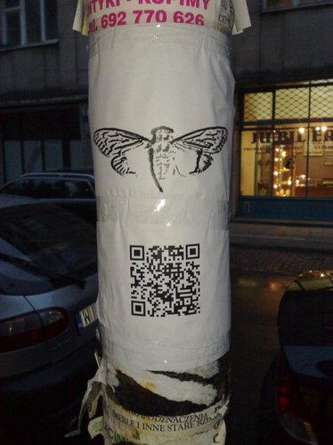 Cicada 3301 poster