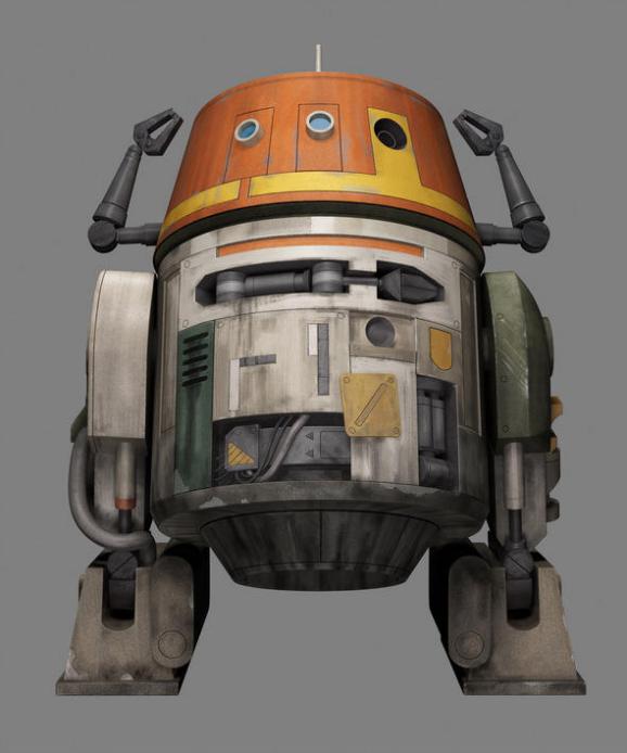 Робот StarWars