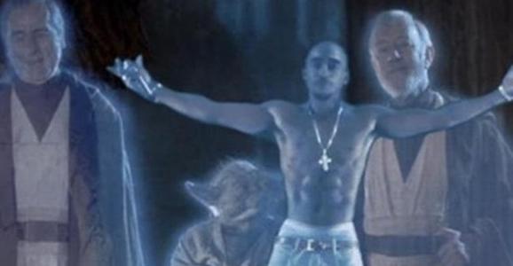 George Lucas Originally Wanted Tupac Shakur For Mace Windu