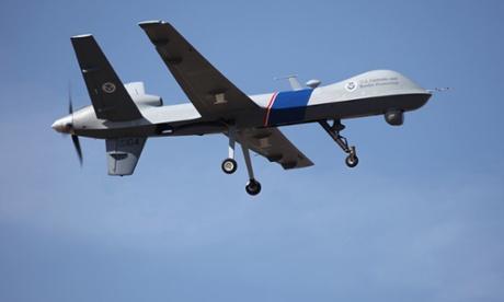 Canadian Border Drone