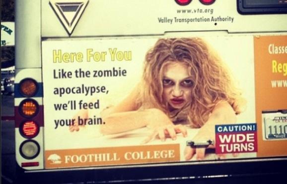 Zombie College