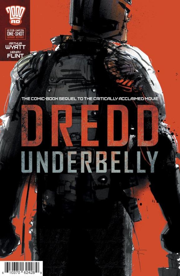 Dredd: Underbelly