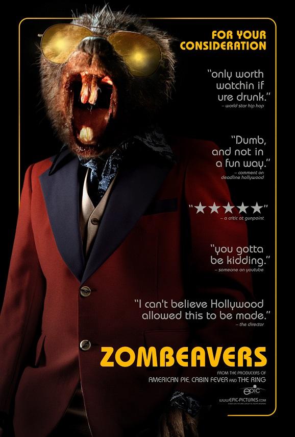 zombeavers american hustle