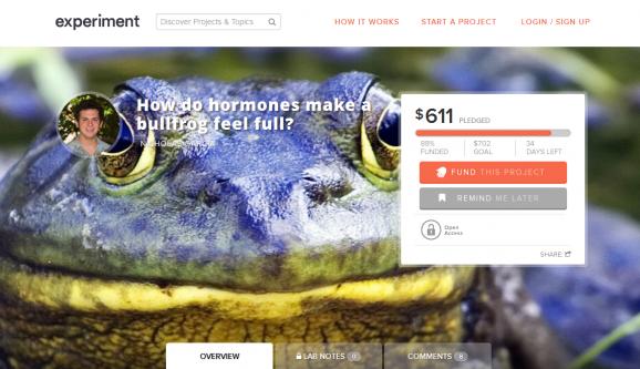 bullfrog hormones