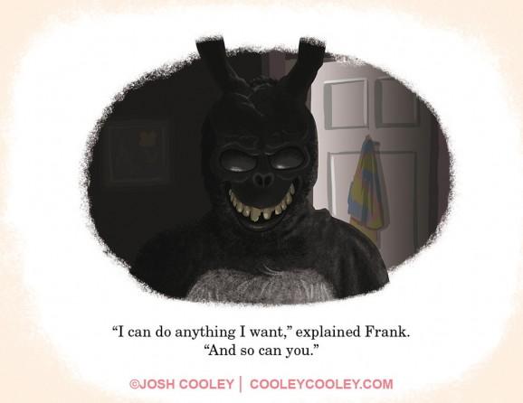 donnie darko childrens book